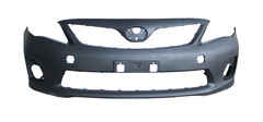 TOYOTA COROLLA ZRE152 BAR COVER FRONT