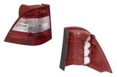 MERCEDES BENZ M-CLASS W163 TAIL LIGHT LEFT HAND SIDE