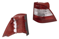 MERCEDES BENZ M-CLASS W163 TAIL LIGHT RIGHT HAND SIDE