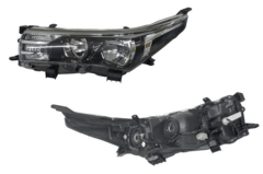 TOYOTA COROLLA ZRE172 SEDAN HEADLIGHT LEFT HAND SIDE
