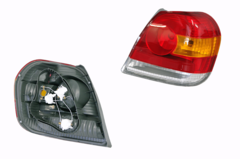 TOYOTA ECHO NCP12 TAIL LIGHT RIGHT HAND SIDE