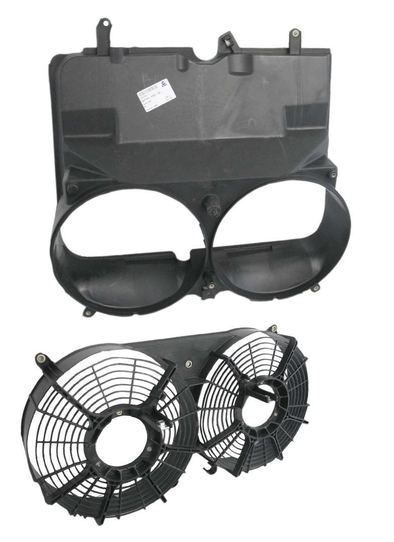# Dual Fan For Toyota Hiace 2005-On Trh//Kdh