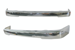 TOYOTA HILUX RN147 BAR COVER FRONT