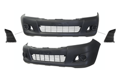 TOYOTA HILUX BAR COVER FRONT
