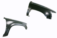 TOYOTA HILUX LN106 GUARD RIGHT HAND SIDE