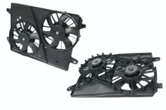 CHRYSLER 300C RADIATOR FAN