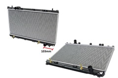 CHRYSLER NEON JB RADIATOR