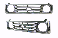 TOYOTA LANDCRUISER 70 SERIES GRILLE FRONT
