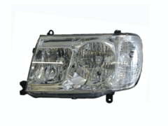 TOYOTA LANDCRUISER 100 SERIES HEADLIGHT LEFT HAND SIDE