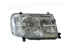 TOYOTA LANDCRUISER 100 SERIES HEADLIGHT RIGHT HAND SIDE