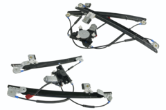 CHRYSLER VOYAGER WINDOW REGULATOR FRONT RIGHT