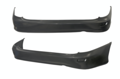 TOYOTA TARAGO ACR30 BAR COVER REAR