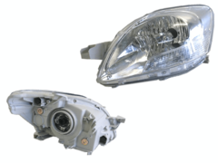 TOYOTA YARIS NCP93 HEADLIGHT LEFT HAND SIDE